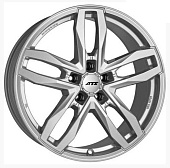 ATS Temperament 9.0x19 5x130 ET60 d71.6 Royal Silver