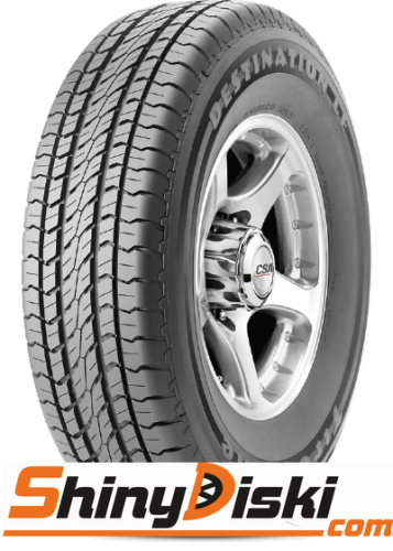 Bridgestone 265/65 R17 112H Destination LE-02