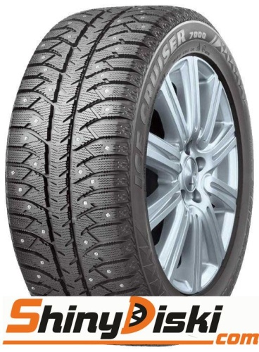 Bridgestone 215/60 R16 95T Ice Cruiser 7000S шип